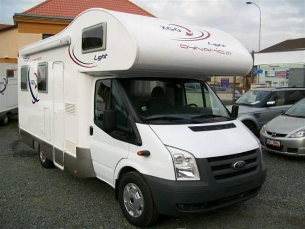 XGO Dynamic 21Light, foto 1 Užitkové a nákladní vozy, Camping | spěcháto.cz - bazar, inzerce zdarma