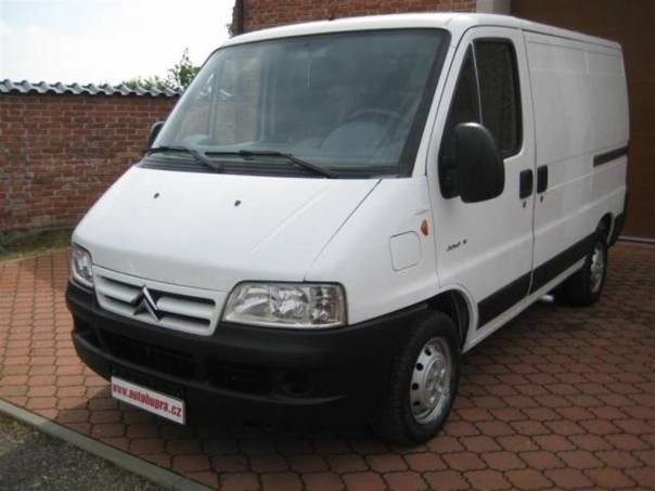 Citroën Jumper 2.2 HDi, 1. MAJITEL, SERVISKA, foto 1 Užitkové a nákladní vozy, Do 7,5 t | spěcháto.cz - bazar, inzerce zdarma