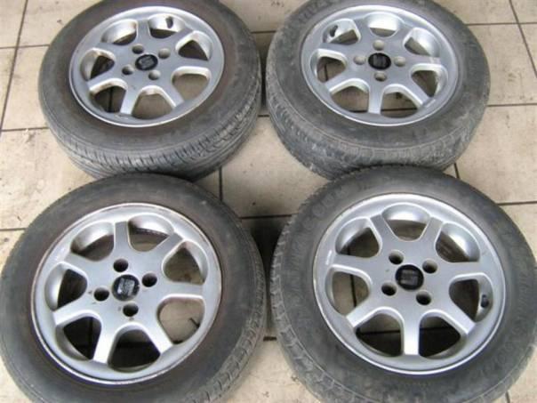 pneu + disk Borbety, foto 1 Náhradní díly a příslušenství, Osobní vozy | spěcháto.cz - bazar, inzerce zdarma