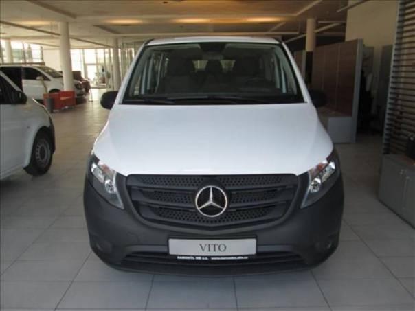 Mercedes-Benz Vito 0,0 114CDI L TOURER PRO, foto 1 Užitkové a nákladní vozy, Do 7,5 t | spěcháto.cz - bazar, inzerce zdarma