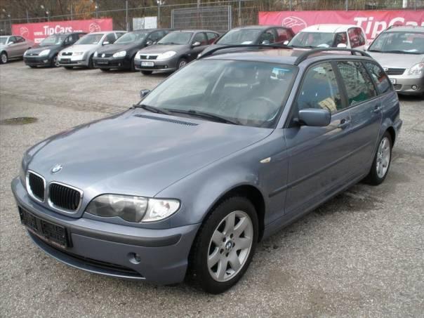 BMW Řada 3 2,0 318i,LPG, foto 1 Auto – moto , Automobily | spěcháto.cz - bazar, inzerce zdarma