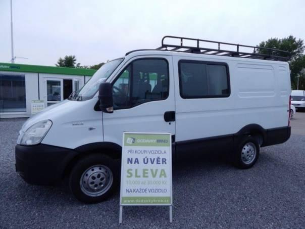 Iveco Daily 29L12 6 MÍST STŘEDNÍ, foto 1 Užitkové a nákladní vozy, Do 7,5 t | spěcháto.cz - bazar, inzerce zdarma