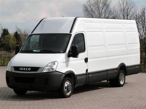 Iveco Daily 35C13V  15,6m3 MAXI, foto 1 Užitkové a nákladní vozy, Do 7,5 t | spěcháto.cz - bazar, inzerce zdarma