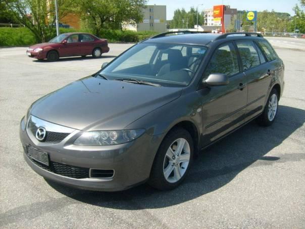 Mazda 6 2.0Di 105kW, foto 1 Auto – moto , Automobily | spěcháto.cz - bazar, inzerce zdarma