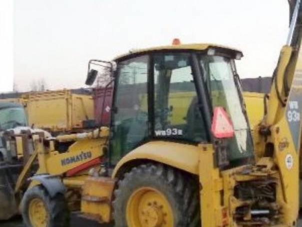 Komatsu  , foto 1 Pracovní a zemědělské stroje, Pracovní stroje | spěcháto.cz - bazar, inzerce zdarma