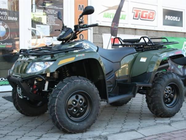 Arctic Cat 700 700 Diesel TRV 4x4 SPZ, foto 1 Auto – moto , Motocykly a čtyřkolky | spěcháto.cz - bazar, inzerce zdarma
