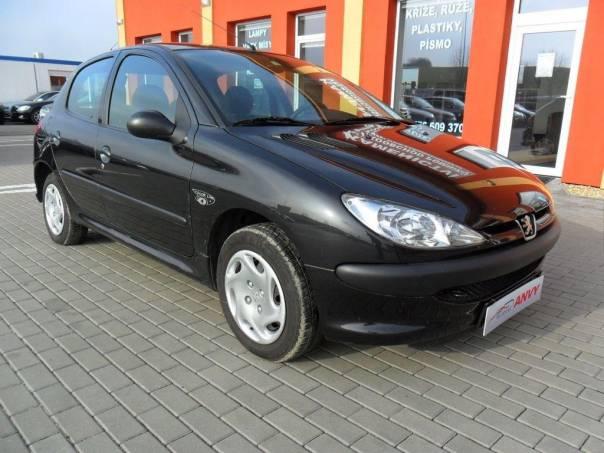 Peugeot 206 1,1i KLIMA, foto 1 Auto – moto , Automobily | spěcháto.cz - bazar, inzerce zdarma