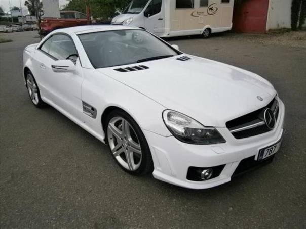 Mercedes-Benz Třída SL 65 AMG, V12 Bi-Turbo, 450 kW, foto 1 Auto – moto , Automobily | spěcháto.cz - bazar, inzerce zdarma