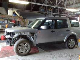 Land Rover Discovery Land Rover Discovery 3 2,7tdv6 - rozprodám na díly