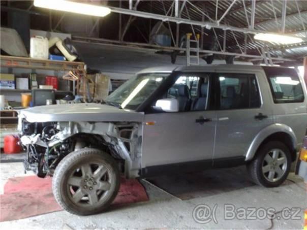 Land Rover Discovery Land Rover Discovery 3 2,7tdv6 - rozprodám na díly, foto 1 Auto – moto , Náhradní díly a příslušenství | spěcháto.cz - bazar, inzerce zdarma