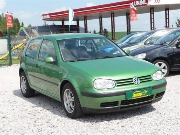 Volkswagen Golf 1.4i16V *serviska*, foto 1 Auto – moto , Automobily | spěcháto.cz - bazar, inzerce zdarma