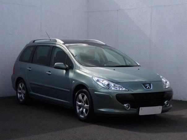 Peugeot 307  2.0 HDi, Serv.kniha, panorama, foto 1 Auto – moto , Automobily | spěcháto.cz - bazar, inzerce zdarma