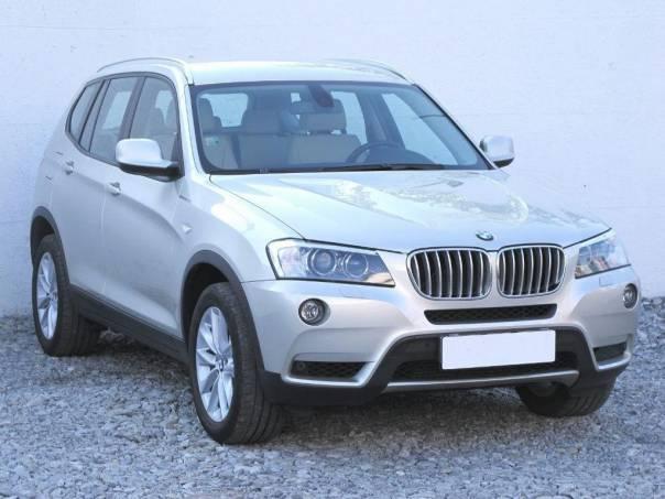 BMW X3 xDrive35i, foto 1 Auto – moto , Automobily   spěcháto.cz - bazar, inzerce zdarma