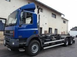 DAF  Nakladač a nosič kontejnerů , Užitkové a nákladní vozy, Nad 7,5 t  | spěcháto.cz - bazar, inzerce zdarma