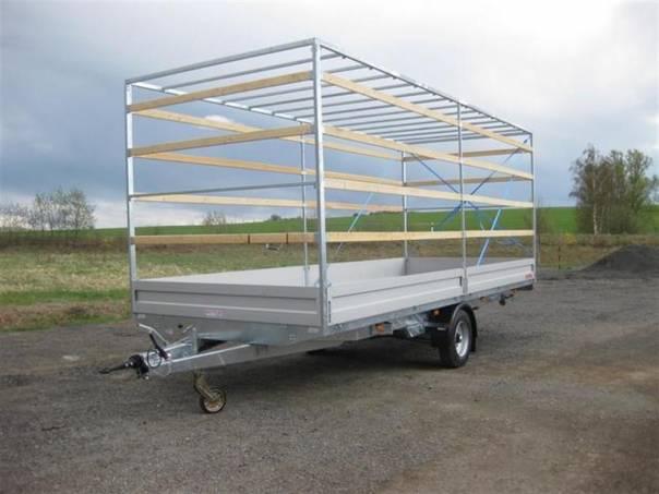 DN 3,5TB1 6,60/2,47/2,50-2, foto 1 Užitkové a nákladní vozy, Přívěsy a návěsy | spěcháto.cz - bazar, inzerce zdarma