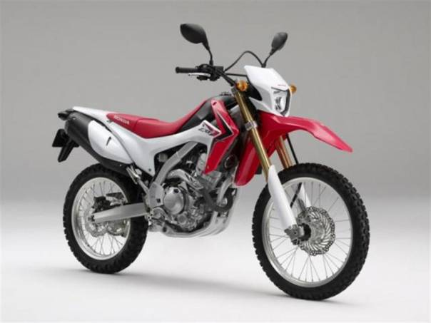 CRF250L, foto 1 Auto – moto , Motocykly a čtyřkolky | spěcháto.cz - bazar, inzerce zdarma