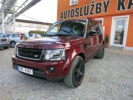 Land Rover Discovery 4 SDV6 HSE, ČR, 7 míst , Auto – moto , Automobily  | spěcháto.cz - bazar, inzerce zdarma