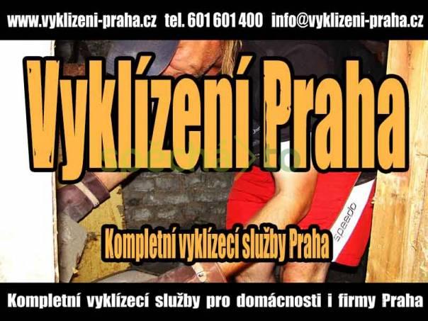 Vyklízení bytů - vyklízecí služby Praha, foto 1 Dům a zahrada, Dílna | spěcháto.cz - bazar, inzerce zdarma