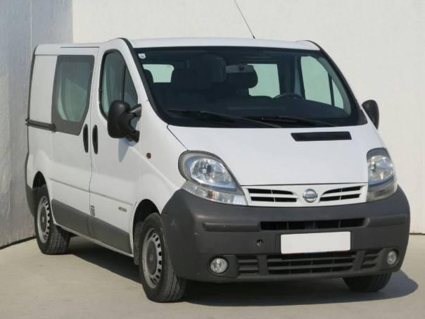 Nissan Primastar dCi 100, foto 1 Užitkové a nákladní vozy, Do 7,5 t | spěcháto.cz - bazar, inzerce zdarma