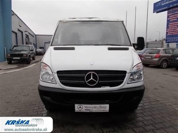 Mercedes-Benz Sprinter 2.2CDi 316 Maxi Valnik, foto 1 Užitkové a nákladní vozy, Do 7,5 t | spěcháto.cz - bazar, inzerce zdarma