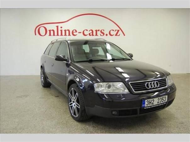 Audi A6 2,5   TDI QUATTRO TIPTRONIC, foto 1 Auto – moto , Automobily | spěcháto.cz - bazar, inzerce zdarma