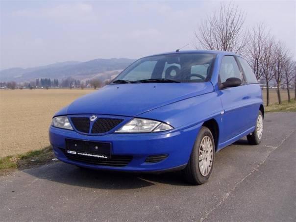 Lancia Ypsilon 1,2B 44 kW klima, foto 1 Auto – moto , Automobily | spěcháto.cz - bazar, inzerce zdarma