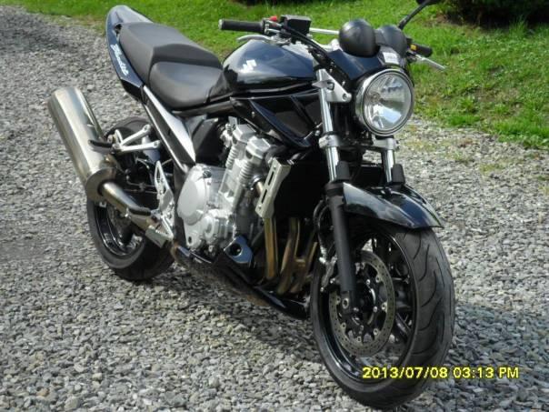 Suzuki GSF 650 N BANDIT ROK 2007 25 kw, foto 1 Auto – moto , Motocykly a čtyřkolky | spěcháto.cz - bazar, inzerce zdarma