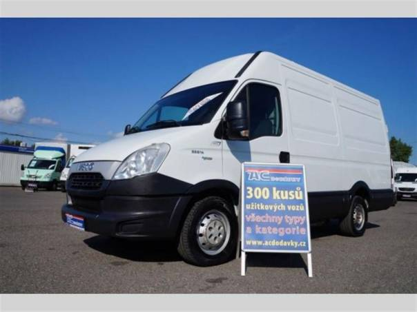 Iveco Daily 35s14/3.0CNG STŘEDNÍ 2012, foto 1 Užitkové a nákladní vozy, Do 7,5 t | spěcháto.cz - bazar, inzerce zdarma