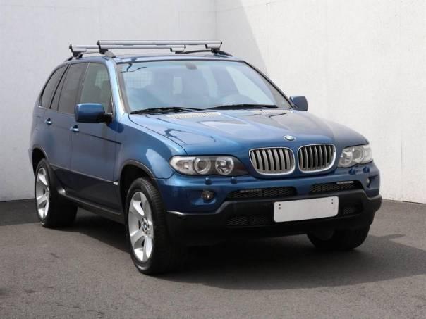 BMW X5  3.0i, Serv.kniha,ČR, xenon, foto 1 Auto – moto , Automobily | spěcháto.cz - bazar, inzerce zdarma