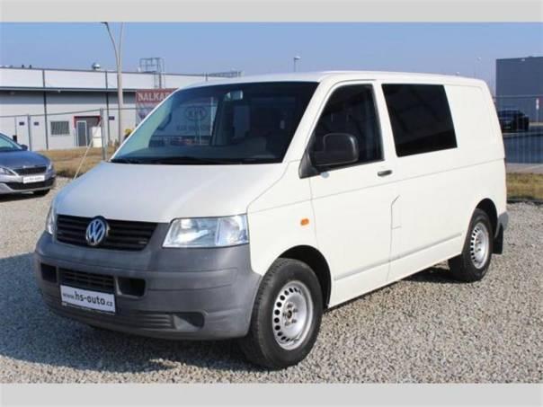 Volkswagen Transporter T 5, 5 míst, koupeno v CZ, foto 1 Užitkové a nákladní vozy, Autobusy | spěcháto.cz - bazar, inzerce zdarma