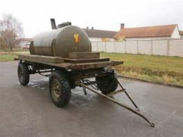 CP3 (ID 9691) , Užitkové a nákladní vozy, Přívěsy a návěsy  | spěcháto.cz - bazar, inzerce zdarma