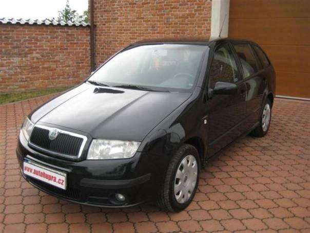 Škoda Fabia Combi 1.4 TDi ČR, SERVISKA, foto 1 Auto – moto , Automobily | spěcháto.cz - bazar, inzerce zdarma