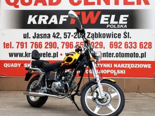 CHOPPER XINTIAN, foto 1 Auto – moto , Motocykly a čtyřkolky | spěcháto.cz - bazar, inzerce zdarma