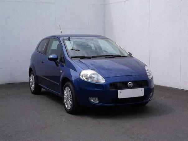 Fiat Grande Punto  1.4i, klimatizace, foto 1 Auto – moto , Automobily | spěcháto.cz - bazar, inzerce zdarma