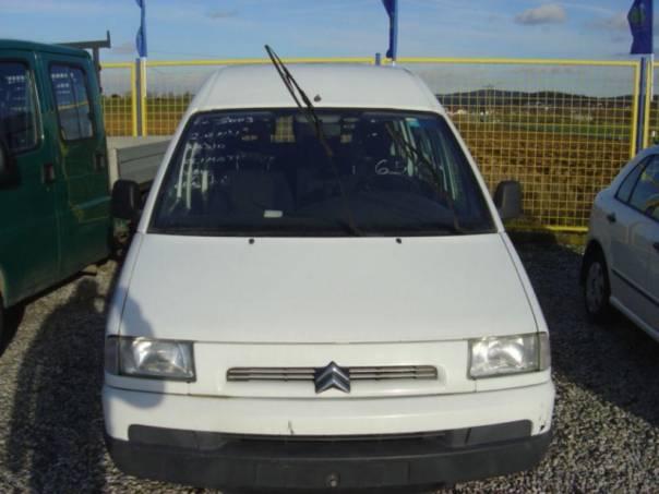 Citroën Jumpy 8míst, foto 1 Auto – moto , Automobily | spěcháto.cz - bazar, inzerce zdarma