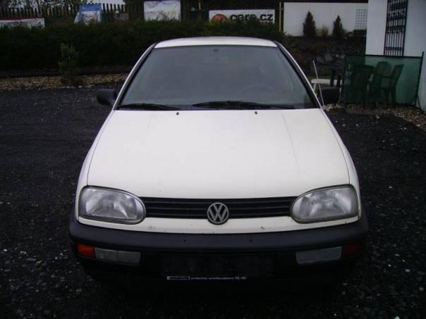 Volkswagen Golf 1.9 TD CL, foto 1 Auto – moto , Automobily | spěcháto.cz - bazar, inzerce zdarma
