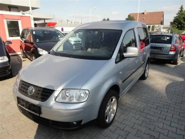 Volkswagen Caddy 1,9 TDI 77 KW LIFE 7-MÍST, foto 1 Auto – moto , Automobily | spěcháto.cz - bazar, inzerce zdarma