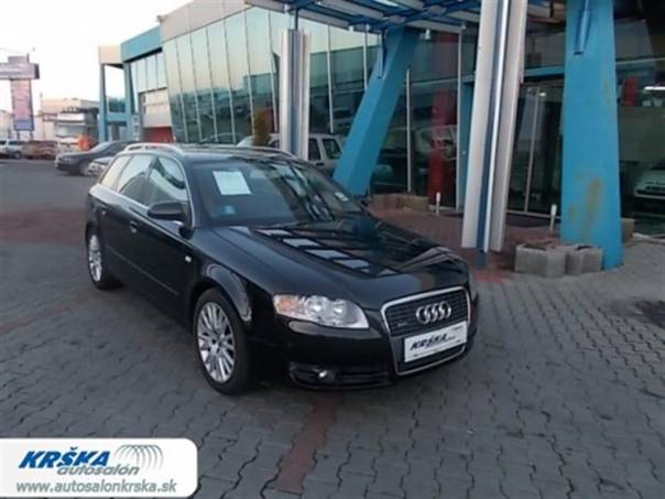 Audi A4 3.0 TDi Avant 3.0 TDI tiptroni, foto 1 Auto – moto , Automobily | spěcháto.cz - bazar, inzerce zdarma