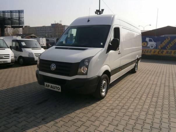 Volkswagen Crafter MAXI CZ 1.NAJITEL A/C SERVISK, foto 1 Užitkové a nákladní vozy, Do 7,5 t | spěcháto.cz - bazar, inzerce zdarma