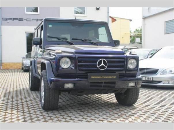 Mercedes-Benz Třída G 400 CDI AMG, ZÁRUKA, foto 1 Auto – moto , Automobily | spěcháto.cz - bazar, inzerce zdarma