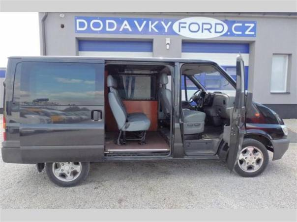 Ford Transit GLX PRO 6 OSOB KLIMA 125PS, foto 1 Užitkové a nákladní vozy, Autobusy | spěcháto.cz - bazar, inzerce zdarma