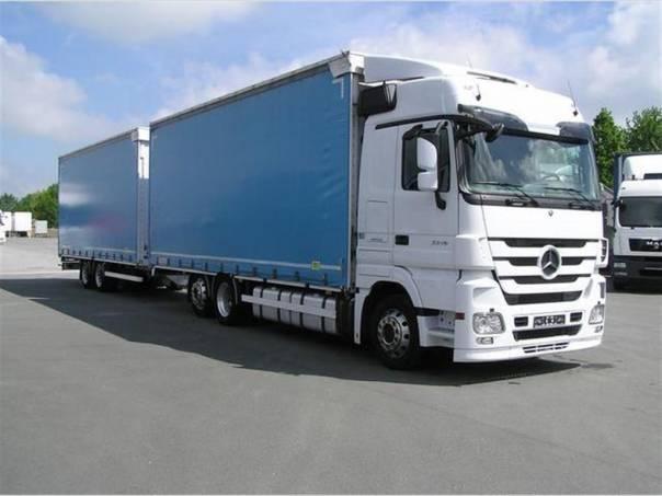 ACTROS 2546 LnR 120 m3 EEV, foto 1 Užitkové a nákladní vozy, Nad 7,5 t   spěcháto.cz - bazar, inzerce zdarma