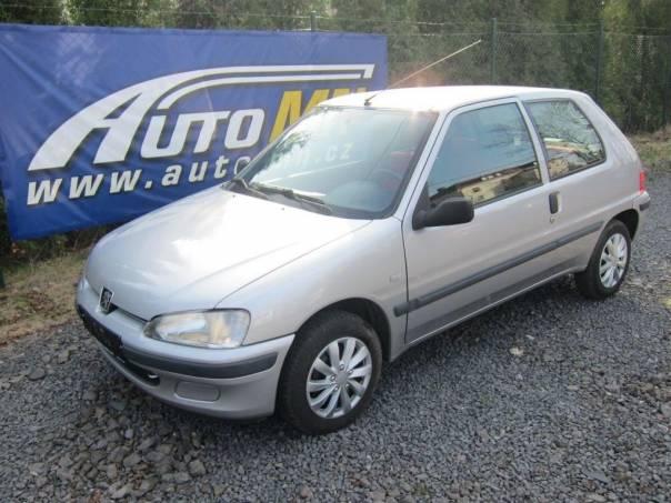 Peugeot 106 1,1i, foto 1 Auto – moto , Automobily | spěcháto.cz - bazar, inzerce zdarma