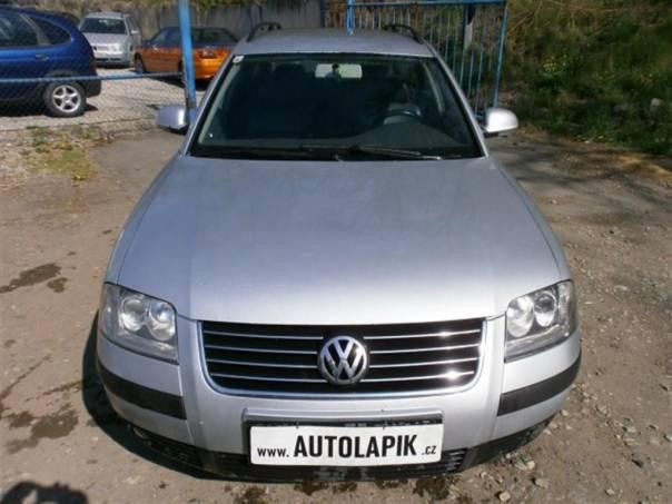 Volkswagen Passat 1,9TDi kombi 96kW 4motion, foto 1 Auto – moto , Automobily | spěcháto.cz - bazar, inzerce zdarma