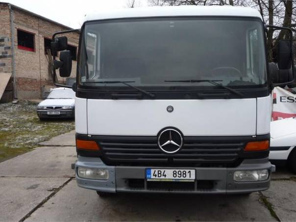 Mercedes-Benz Atego Mercedes-Benz Atego 812, foto 1 Auto – moto , Automobily | spěcháto.cz - bazar, inzerce zdarma