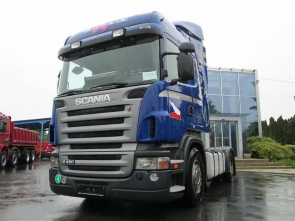 R420 Euro 4, foto 1 Užitkové a nákladní vozy, Nad 7,5 t | spěcháto.cz - bazar, inzerce zdarma