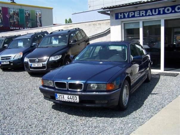 BMW Řada 7 728iA Zachovalý vůz, foto 1 Auto – moto , Automobily | spěcháto.cz - bazar, inzerce zdarma