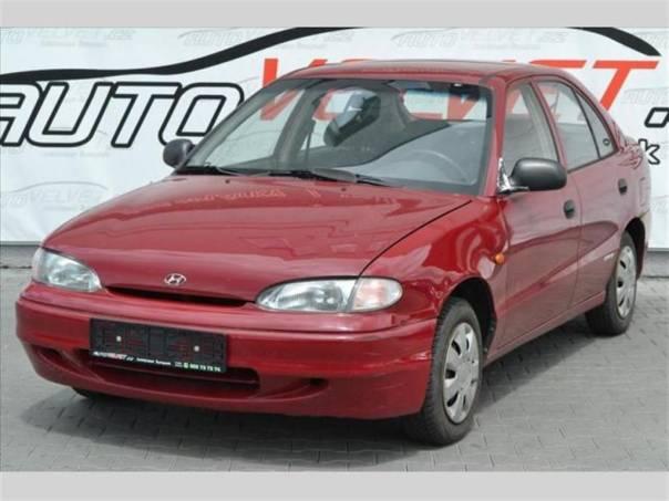 Hyundai Accent 1.3i *servo*rádio*, foto 1 Auto – moto , Automobily | spěcháto.cz - bazar, inzerce zdarma