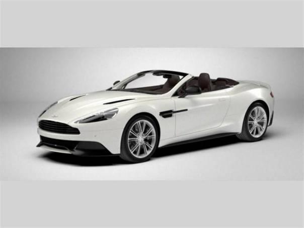 Aston Martin Vanquish 6.0 Volante, foto 1 Auto – moto , Automobily | spěcháto.cz - bazar, inzerce zdarma