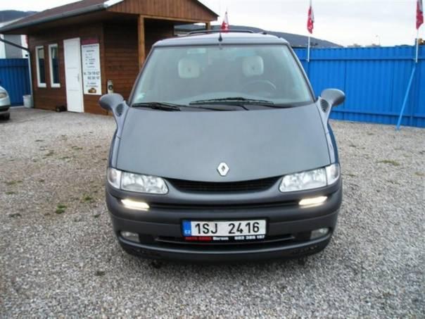 Renault Grand Espace 2,2DCI KLIMATRONIK, foto 1 Auto – moto , Automobily | spěcháto.cz - bazar, inzerce zdarma